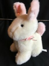Vtg KIDS GIFTS EASTER BUNNY Musical These are a few of my favorite things plush