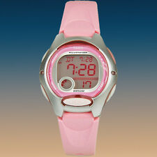 Casio LW-200-4BV Womens Pink Digital Sports Watch with LED Light Brand New