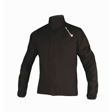 Endura Men's MTR Emergency Shell Cycling Jacket- 2XL-Water proof-Blk CLEARANCE