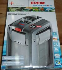 Brand New Genuine EHEIM Professional 4+ 350 External Canister Filter Free Ship