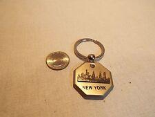New York Skyline w/ Rhinestone Key chain . LOOK!