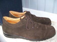 chaussures détente Christian  Pellet daim brun comme neuves .t 41.(10/V)