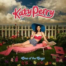 Katy Perry - One of the Boys [New CD]