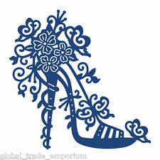 NEW Tattered Lace 'HIGH HEEL CHARISMA' Die - D0457  - FREE UK P&P