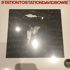 DAVID BOWIE 'STATION TO STATION' 180g VINYL LP 2017 EDITION - NEW AND SEALED