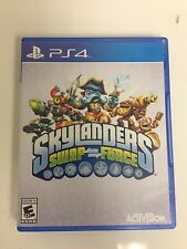 PS4 Playstation SKYLANDERS SWAP FORCE GAME ONLY