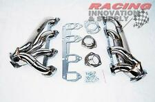 1960-64 330 360 390 410 427 428 FE Ford Galaxy Full Size Shorty Headers by Racin