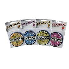 MR ZOGS Sex Cera deodorante Confezione da 5 GUSTI MISTI!!!