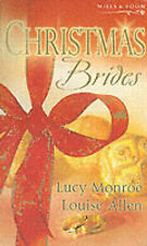 Christmas Brides: The Greek's Christmas Baby; Moonlight and Mistletoe, Lucy Monr
