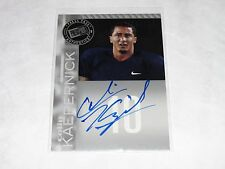 2011 Press Pass COLIN KAEPERNICK Silver Rookie Auto/199 Nevada WOLFPACK - 49ers