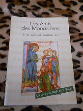 Revue - LES AMIS DU MONASTÈRE n° 134, 2003