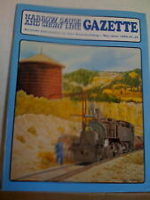 NARROW GAUGE & SHORT LINE GAZETTE May/June 1990 NG&SLG