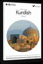 Eurotalk Talk Now Kurdish (Sorani) for Beginners - Download option and a CD ROM