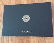 EXO - EXOLOGY CHAPTER 1: THE LOST PLANET KOREAN ALBUM 2CD + BOOKLET+ GIFT (SNSD)