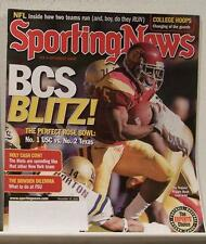 USC REGGIE BUSH 2005 SPORTING NEWS