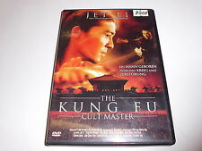 DVD  The Kung Fu Cult Master In der Hauptrolle Man Cheung, Collin Chou