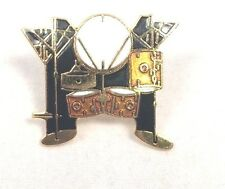 Vintage Mini 5 Piece Drum Set Pin Brooch Badge Music Gift AIM52A