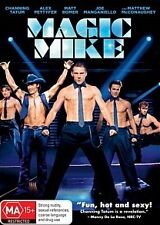 MAGIC MIKE-Region 4-Channing Tatum-New AND Sealed