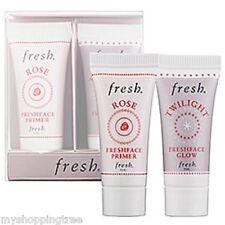 Fresh Prime & Glow Set with Rose Freshface Primer & Twilight Freshface Glow NIB