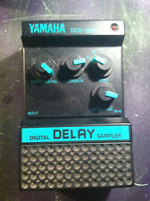 VINTAGE YAMAHA DDS-20M DIGITAL DELAY SAMPLER/LOOPER EFFECTS PEDAL MADE IN JAPAN
