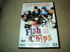 """DVD """"FISH & AND CHIPS"""" Om PURI, Linda BASSET / Damien O'DONNELL"""