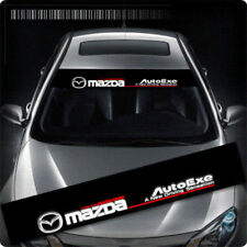 Autoexe Windows / Windshield Car Sticker Decal FD0103 135x22CM