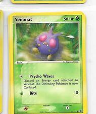 VENONAT - 84/112  - Pokemon - Ex Fire Red Leaf Green