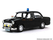 Hindustan Ambassador 1:43 Diecast scale model car scaleartsin india