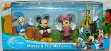 Walt Disney Mickey Mouse and Friends Mini Figurines Set of Four, UNUSED SEALED