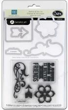 Sizzix STAMP & DIE-CUT Note to Self #2 5 Stamps/5 Dies 659040