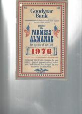 FARMER'S ALMANAC FOR THE YEAR OF OUR LORD 1976