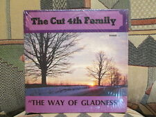 The CUT 4th FAMILY - The Way Of Gladness - OUTREACH 743  -  SEALED LP    Gospel