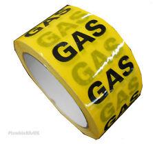 Artic rollo de la seguridad del gas de identificación de tubería de cobre Marca Id Cinta 50mm ph095a
