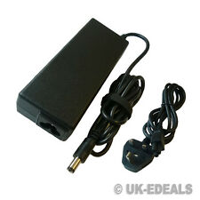FOR TOSHIBA SATELLITE Tecra A10-104 M10-10H ADAPTER CHARGER PS + LEAD POWER CORD