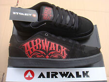 BRAND NEW  Casual BLACK/RED AIRWALK TRIPLE X  trainers UK size 12