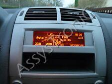 Afficheur LCD MULTIFONCTION NEUF PEUGEOT CITROEN 207, 307, 407, C2, C3, C4..