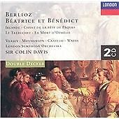 Berlioz: Béatrice et Bénédict,Artist - , in Good condition