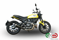SILENCIEUX EXAN CONIQUE DUCATI SCRAMBLER réf: D384CO-IN