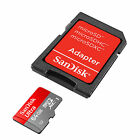 SanDisk Mobile Ultra 64GB Micro SDXC SD XC Class 10 30MB/s Memory Card w Adapter