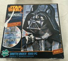Star Wars Darth Vader Jigsaw Puzzle Buffalo Games 1000-Piece Photomosaics NEW!