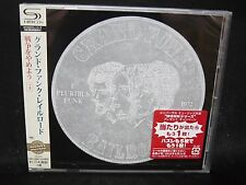 GRAND FUNK E Pluribus Funk JAPAN SHM CD Question Mark And The Mysterians B.Seger