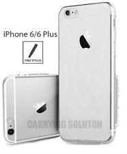 "Case Cover for iPhone 6 4.7"" ~ Soft Transparent Crystal Clear Air Jacket Skin"