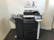 Konica Minolta Bizhub C552 C552DS Color Copier Printer Scanner  LOW meter 53k