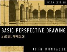Basic Perspective Drawing : A Visual Approach by John Montague (2013, Paperback)