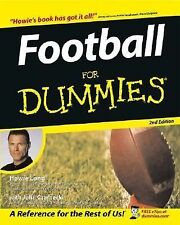 Football for Dummies, NEW, FITNESS, SOCCER, SPORTS, AUTUMN, FALL, PLAY, GAME