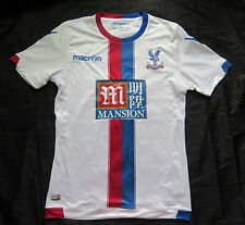 CRYSTAL PALACE away Shirt jersey Macron 2015-2016 The Eagles adult SIZE L