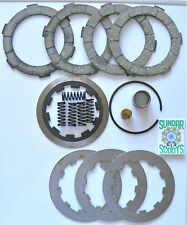 GP.HARD COMPOUND 4 PLATE CLUTCH KIT &FITTINGS.GOOD FOR LAMBRETTA GP SCOOTS