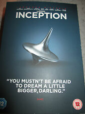 Inception DVD  BRAND NEW & SEALED
