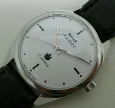 HMT KAMAL 17j. Hand winding vintage watch~ (MECHANICAL WATCH)~ WHITE DIAL