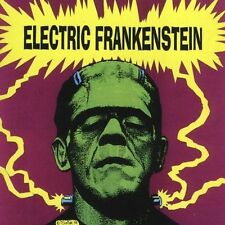 ELECTRIC FRANKENSTEIN-I`M NOT YOUR NOTHING (EP)  CD NEW
